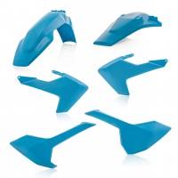Комплект пластику  Acerbis  FULL KITS HUSQVARNA TC-FC 16-18 (NO TC 250 16) голубий