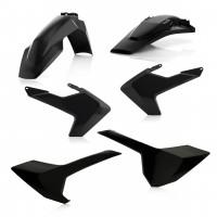 Комплект пластику  Acerbis  FULL KITS HUSQVARNA TC-FC 16-18 (NO TC 250 16) чорний