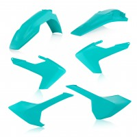 Комплект пластику  Acerbis  FULL KITS HUSQVARNA TC-FC 16-18 (NO TC 250 16) блакитний