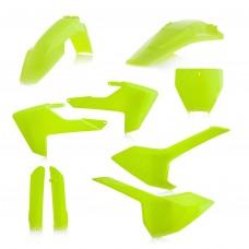 Повний комплек пластику ACERBIS HUSQ FC 125-450 16-18/TC 250 17-18/TC 350 16-18 салатовий