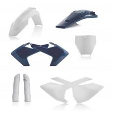 Повний комплек пластику ACERBIS HUSQ FC 125-450 16-18/TC 250 17-18/TC 350 16-18 стандартний