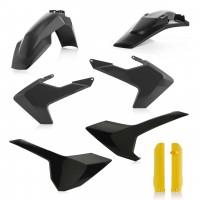 Повний комплект пластику  Acerbis  FULL KITS HUSQVARNA TE-FE 17-19 чорний-жовтий