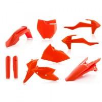 Повний комплект пластику Acerbis FULL KITS KTM SX, SXF 16-18 помаранчевий