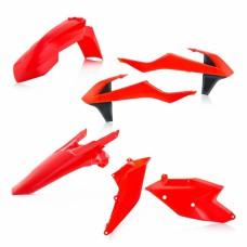 Комплект пластику KTM SX 125/150 16-18 250 17-18 SX-F 250/350/450 16-18 помаранчевий