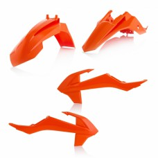Комплект пластику KTM SX 65 16-18 помаранчевий-016