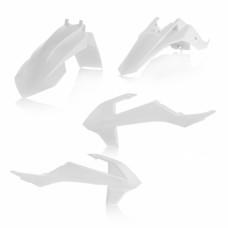 Комплект пластику KTM SX 65 16-18 білий