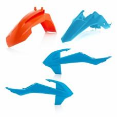 Комплект пластику KTM SX 65 16-18 помаранчевий/синій