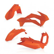 Комплект пластику KTM EXC 125/200/250/300 EXC-F 250/350/400/450/500 14-16 помаранчевий
