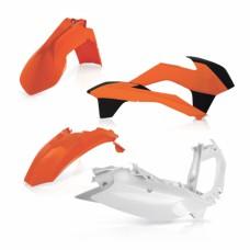 Комплект пластику KTM EXC 125/200/250/300 EXC-F 250/350/400/450/500 14-16 репліка-14