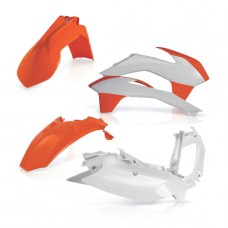 Комплект пластику KTM EXC 125/200/250/300 EXC-F 250/350/400/450/500 14-16 репліка-15