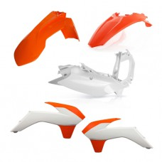 Комплект пластику KTM EXC 125/200/250/300 EXC-F 250/350/400/450/500 14-16 репліка-16