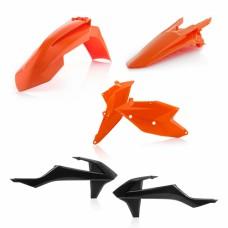 Комплект пластику KTM EXC 125/200/250/300 17-18 EXC-F 250/350/400/450/500 17-18 репліка-17