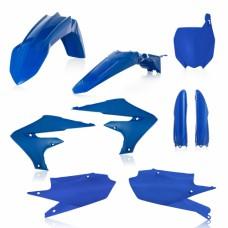 Повний комплект пластику YAMAHA YZF 450 2018 синій