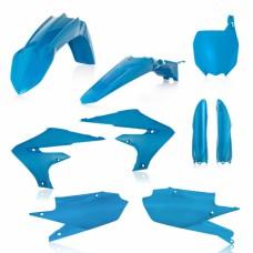 Повний комплек пластику YAMAHA YZF 450 2018 блакитний