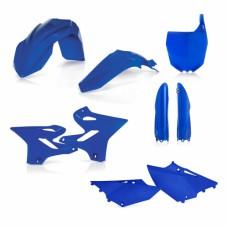 Повний комплект пластику YAMAHA WR 250 2T 2018 YZ 250 2018 синій