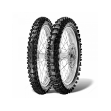 Резина PIRELLI 80/100-21 SCORPION MX SOFT 410 51M TT 2016 перед