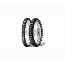 Резина PIRELLI 110/90-19 SCORPION MX32 MID HARD 62M 2018