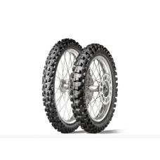 Резина DUNLOP 100/90-19 GEOMAX MX52 57M TT ЗАД 2019