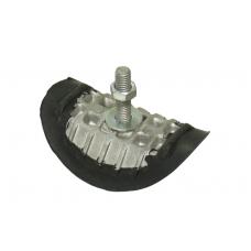 Тримач шини Nachman 1.85 алюміній з гумою чорний