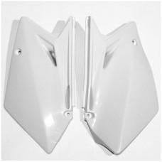 Бокові панелі UFO SUZUKI RMZ 450 07 білий