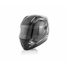 Шолом ACERBIS FS 807 FULL FACE чорний-білий