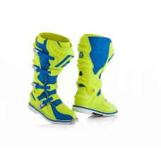 Боти ACERBIS X-MOVE 2.0 жовтий/синій