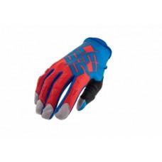 Рукавиці ACERBIS GUANTO MX-X2 синій-червоний