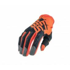 Рукавиці ACERBIS GUANTO MX-X2 оранжевий-чорний