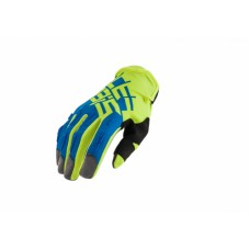 Рукавиці ACERBIS GUANTO MX-X2 жовтий-синій