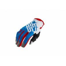 Рукавиці ACERBIS GUANTO MX-X2 червоний/синій