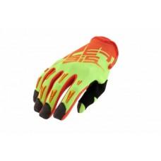 Рукавиці ACERBIS GUANTO MX JR помаранчевий-жовтий