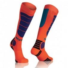 Носки дитячі ACERBIS MX IMPACT JR синій-помаранчевий