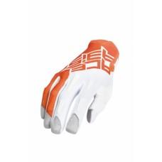 Рукавиці ACERBIS MX-X-P BASIC помаранчевий-білий