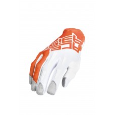 Рукавиці ACERBIS MX X-K KID помаранчевий-білий