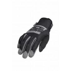 Рукавиці ACERBIS MX WP HOMOLOGATED чорний-сірий