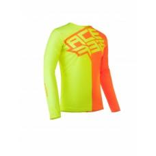 Джерсі ACERBIS MX ECLIPSE жовтий-помаранчевий
