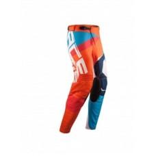 Штани ACERBIS MX STORMCHASER помаранчевий-синій