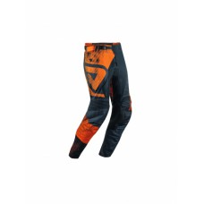 Штани ACERBIS MX MUDCORE PANTS помаранчевий/чорний