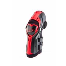Захист колін ACERBIS GORILLA KNEE GUARDS чорний/червоний