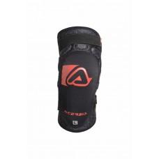 Захист колін дитячий ACERBIS X-KNEE GUARD SOFT JUNIOR чорний-червоний