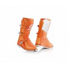 Боти дитячі ACERBIS X-KID JUNIOR ORANGE помаранчевий