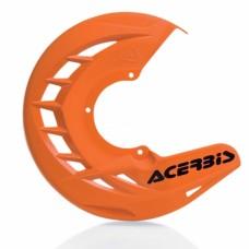 Захист гальмівного диска ACERBIS X-BRAKE FRONT DISC COVER  помаранчевий