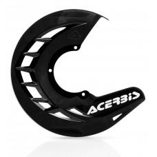 Захист гальмівного диска ACERBIS X-BRAKE FRONT DISC COVER чорний