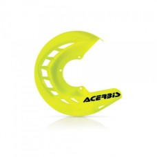 Захист гальмівного диска ACERBIS X-BRAKE FRONT DISC COVER жовтий-2