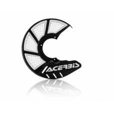 Захист гальмівного диска ACERBIS X-BRAKE 2.0 чорний-білий