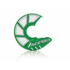 Захист гальмівного диска ACERBIS X-BRAKE 2.0 зелений/білий