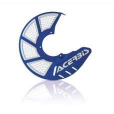 Захист гальмівного диска ACERBIS X-BRAKE 2.0 синій-білий