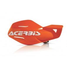 Захист рук Acerbis  HANDGUARDS COMPLETE MX UNIKO білий/помаранчевий