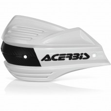 Захист рук Acerbis  REPLACEMENT PLASTIC X-FACTOR білий