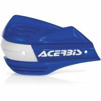 Захист рук Acerbis  REPLACEMENT PLASTIC X-FACTOR синій